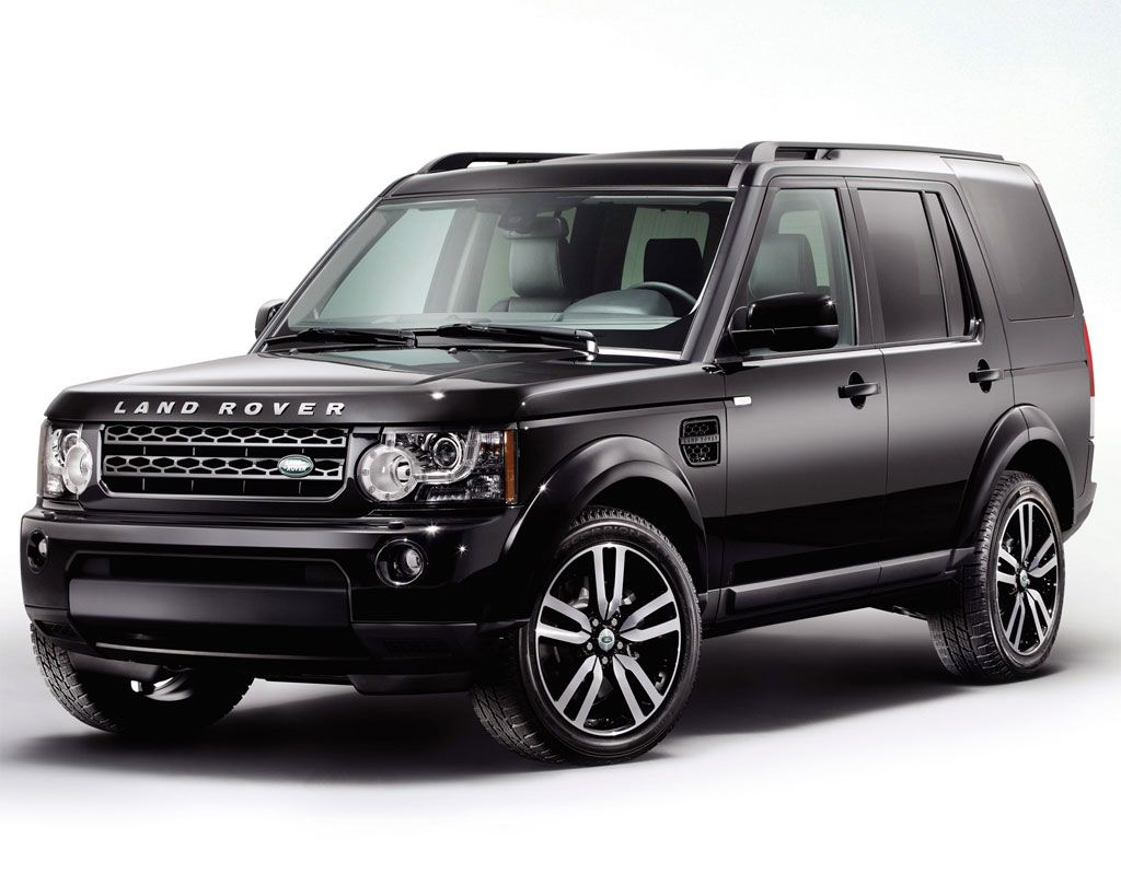 2020 Land Rover LR4 New Concept