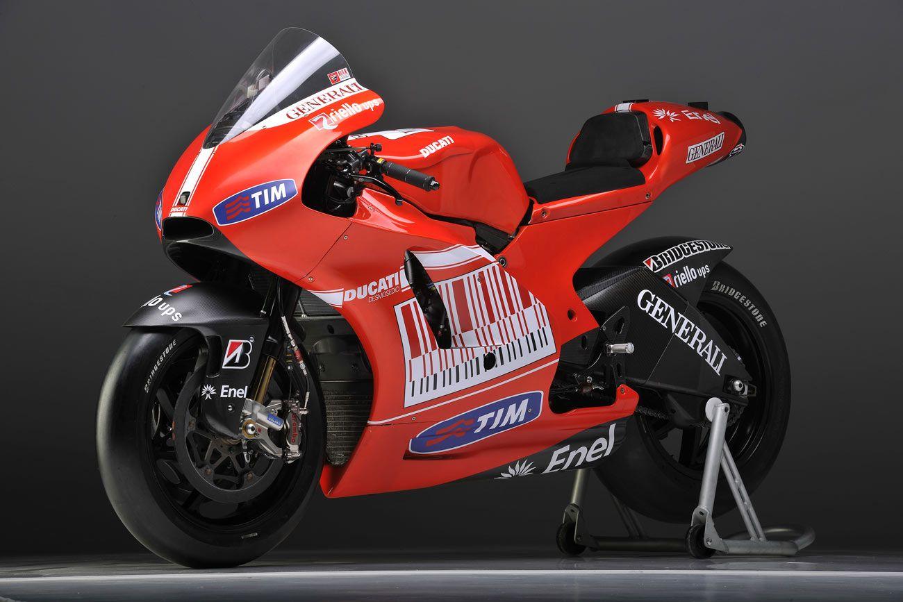 Ducati GP10 - Marlboro