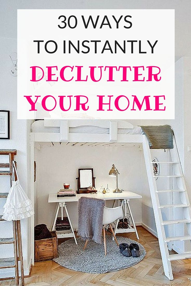 Ten reasons why decluttering your home can change your life for the better photo