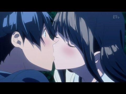 Best anime kiss scenes