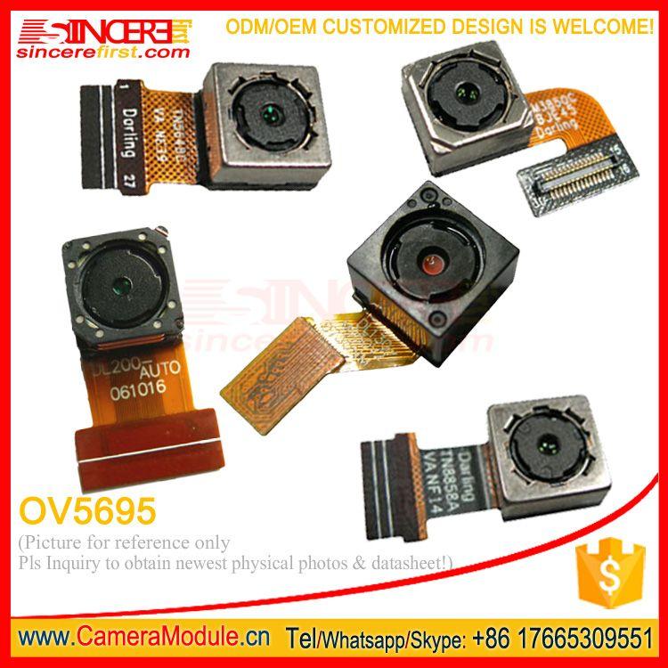 cmos mipi csi 1080p 24 pin hd mini OV5695 5m pixel camera