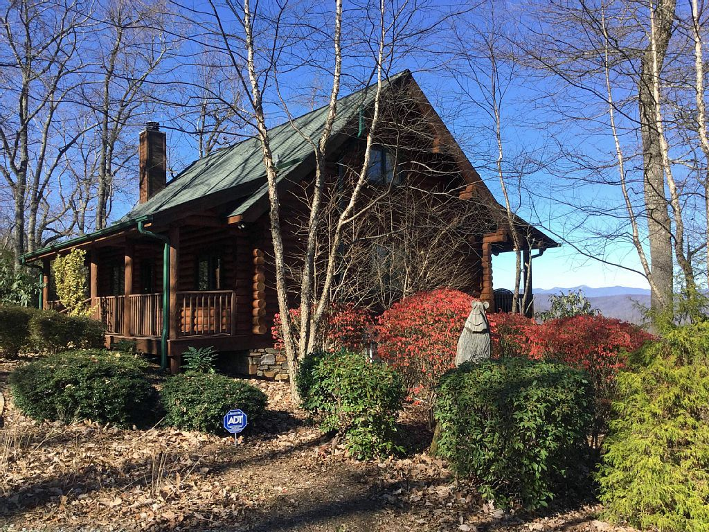 log smoky for sale mountains in carolina cabins asheville rent north