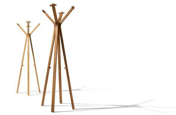 Kleiderständer hood aus Naturholz von TEAM 7 Schlafzimmer Pinterest