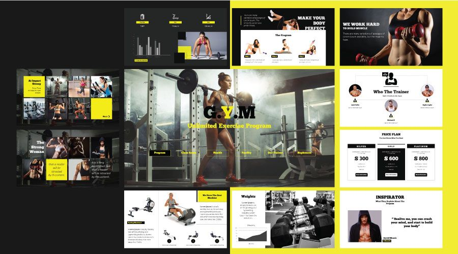 Stock powerpoint templates free download every weeks fitness stock powerpoint templates free download every weeks fitness center exercise program powerpoint templates toneelgroepblik Gallery