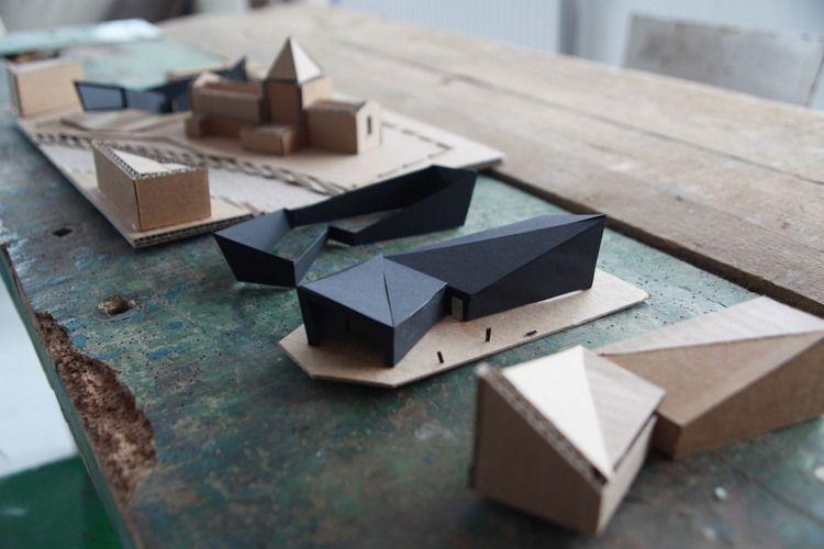 Modern Architectural Forms modern+contemporary+fletcher+crane+architect+church+hall+