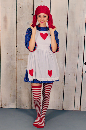 Raggedy Ann Costume Ideas Funny Halloween Costume Ideas For Women
