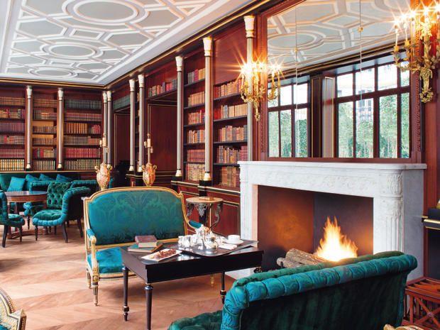 Gli alberghi di charme con camino più belli del mondo
