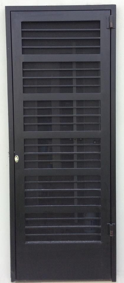 puertas mosquiteras y corredizas herreria moderna
