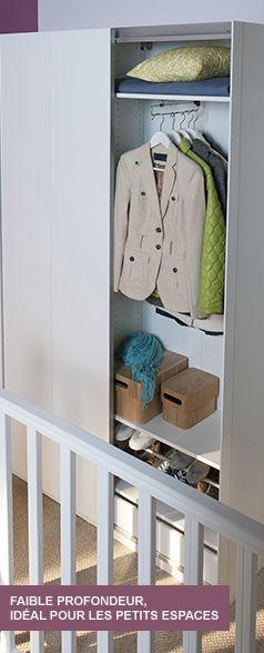 Idee Dressing Par Castorama Faible Profondeur Le Dressing Entree Couloir Concept Darwin Ideal Pour Les Pe Amenagement Placard Idee Dressing Placard Castorama