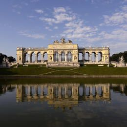 Palace and Gardens of Schönbrunn, Austria ©OUR PLACE / GEOFF MASON
