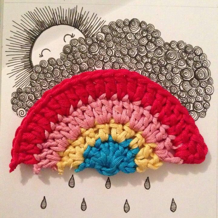 crochet art xxx