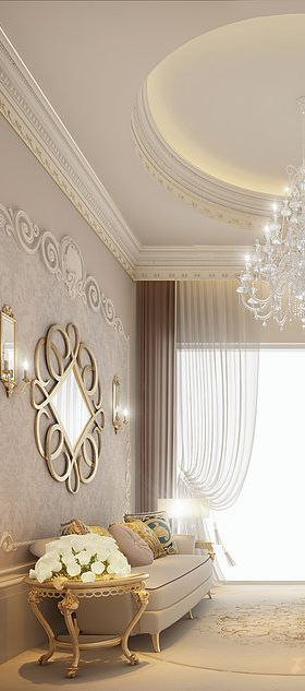 Glamorous And Exciting Dining Room Decor. See More Luxurious Interior  Design Details At Http: