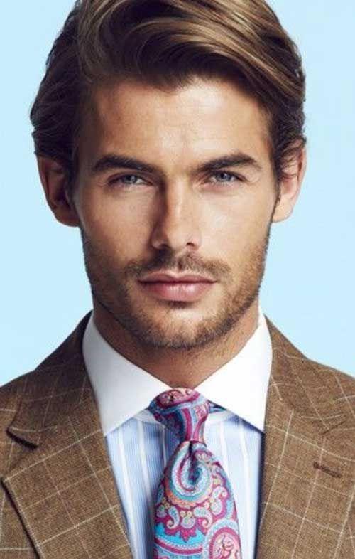 10 Men Straight Hairstyles Mens Hairstyles Medium Medium Hair
