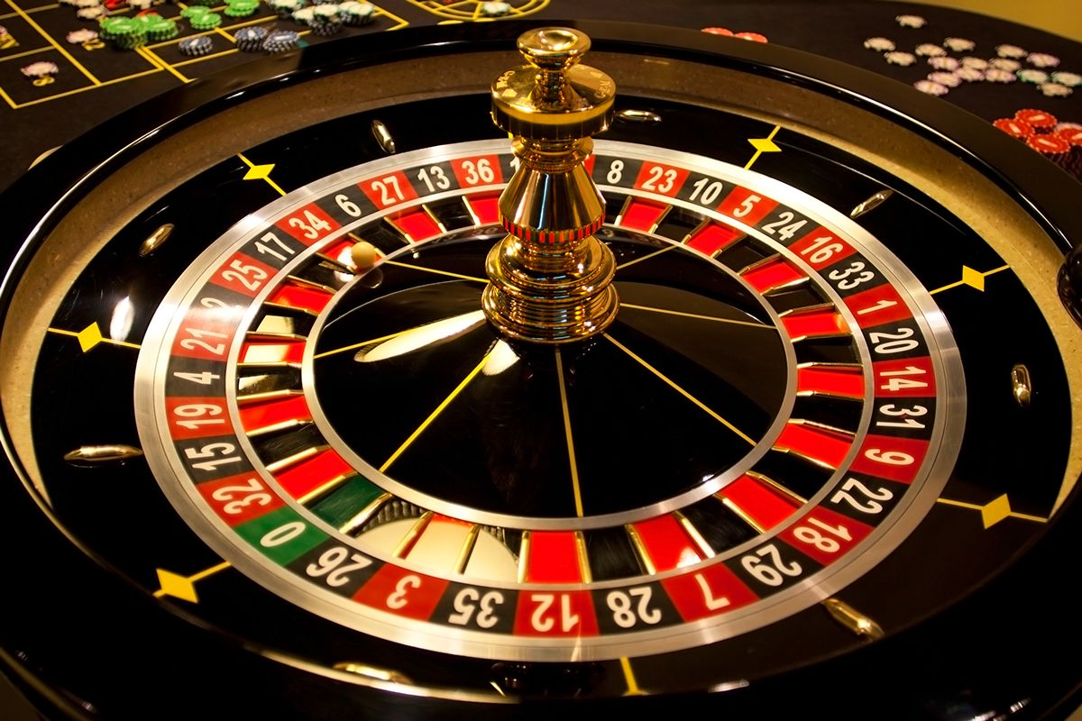 Roulette casino. on Behance | Online roulette, Roulette, Online casino