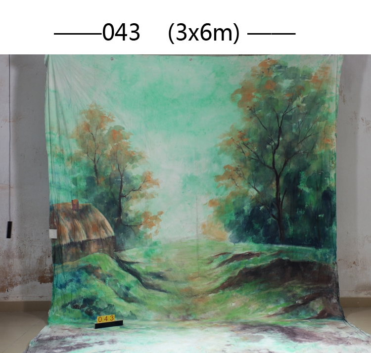 102.60$  Watch now - http://aliggh.worldwells.pw/go.php?t=32733839912 - 10x20ft Hand painted Studio Shooting Muslin Photography Background 043,Fantasy tree Fabric  backdrops,camera wedding photography