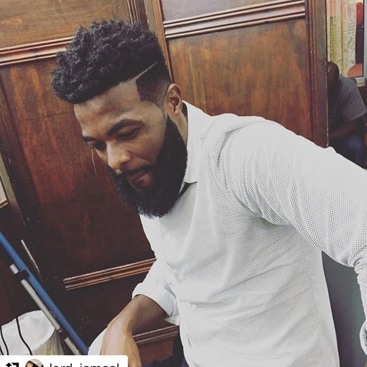 Curly black men haircuts pin by tolon berry on hair cuts  pinterest  hair cuts hair and