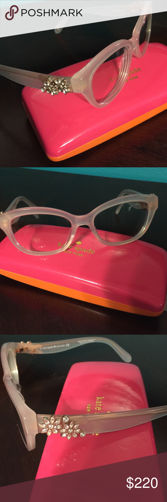 d3a01569b64 Kate spade glasses Style Amelina color 81. These have my rx in them ...