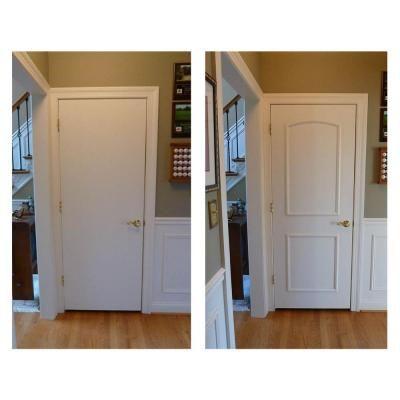 Ez Door 28 In 30 In And 32 In Width Interior Door Self