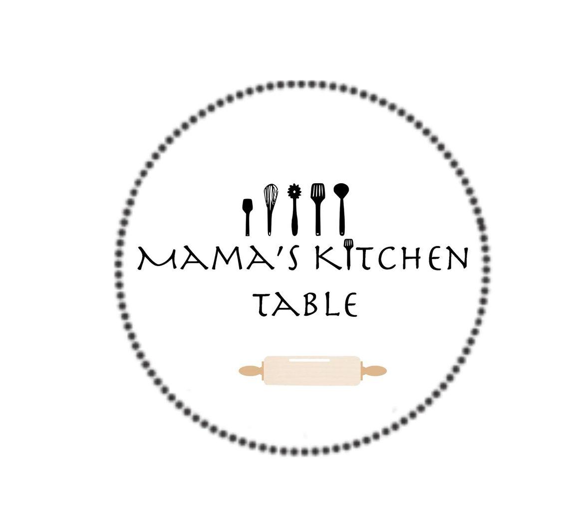 Mama\'s Kitchen Table MamasGourmetRolls@gmail.con 647-996-BITE ...