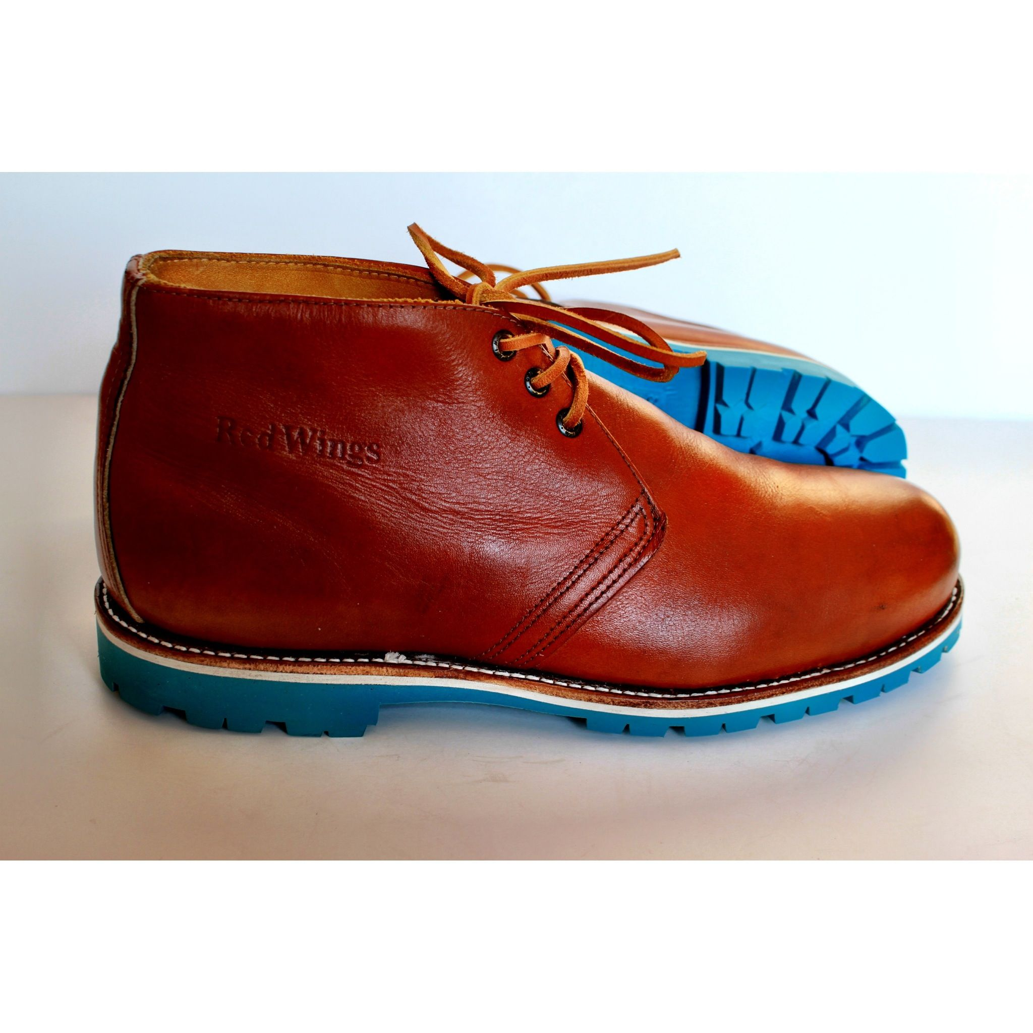 Vintage chukka boots from Red Wing
