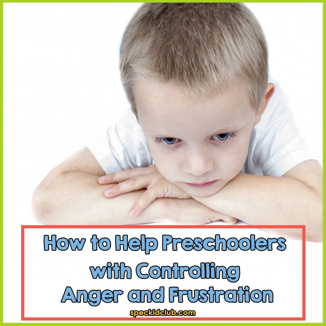 Daily Parenting How To Help Preschooler With Controlling