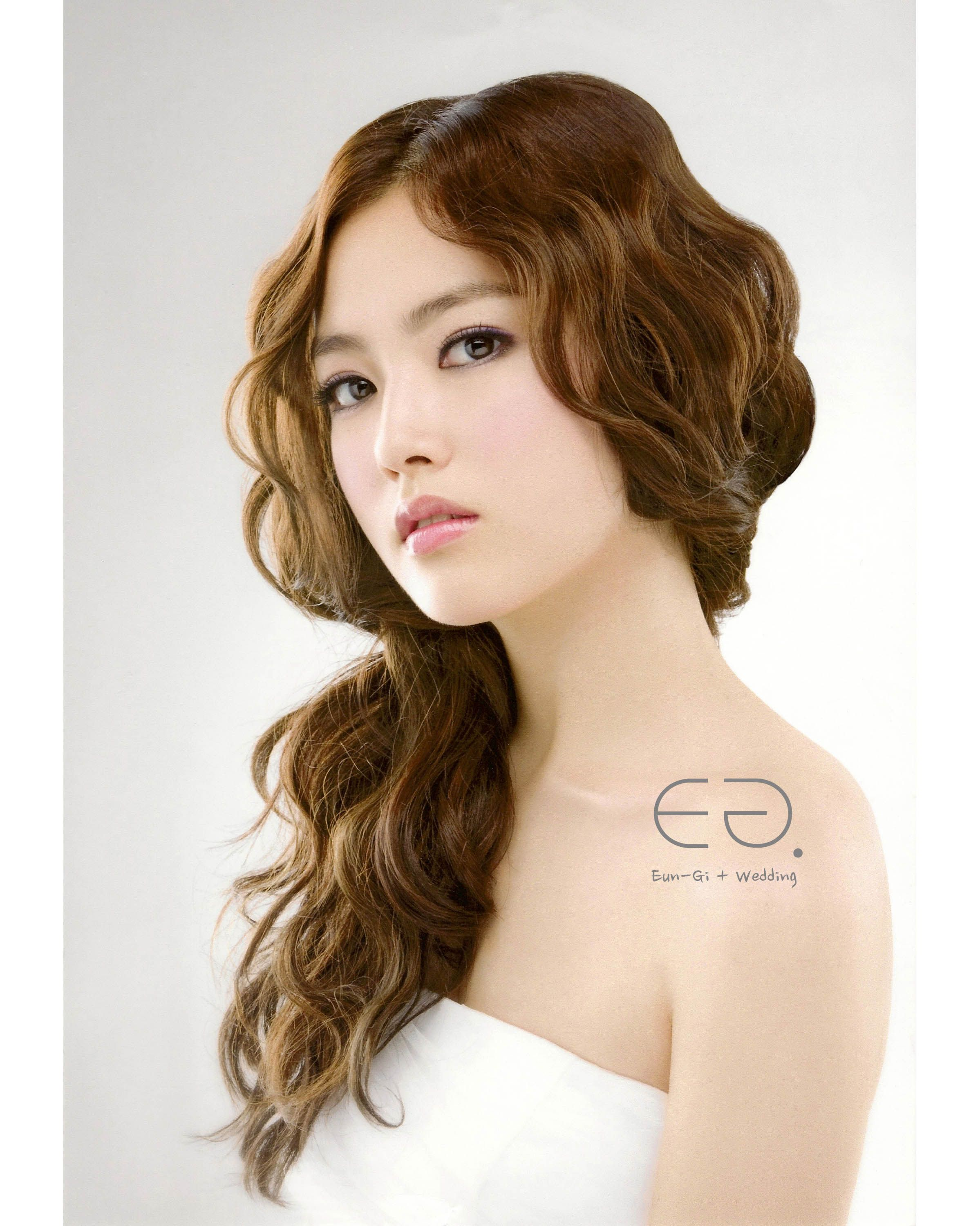 ♡korean wedding make-up & hairstyle| eun-gi + wedding singapore