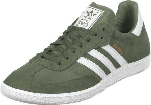 Adidas Samba Olive D65455: : Schuhe & Handtaschen