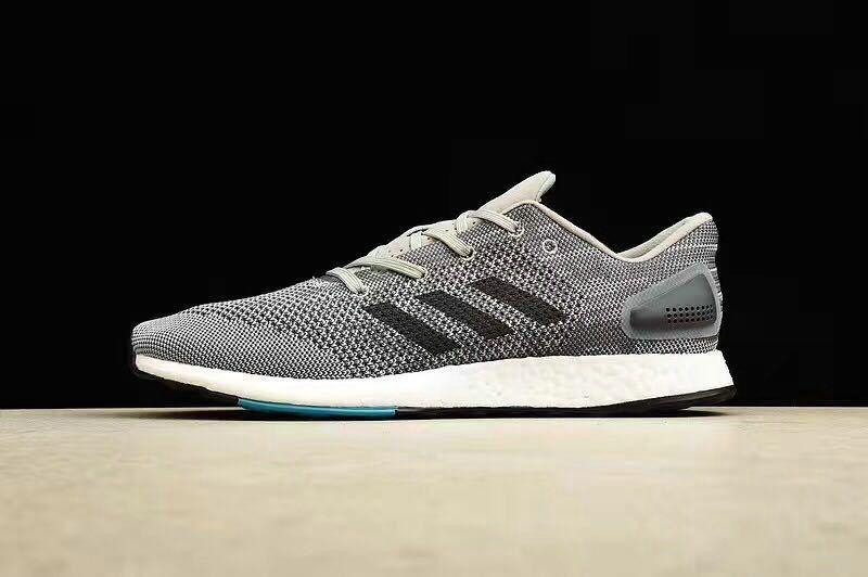 Chaussures de curso GRIS 2017 Adidas Pure Boost DPR GRIS curso Solid Grey 5eda6a