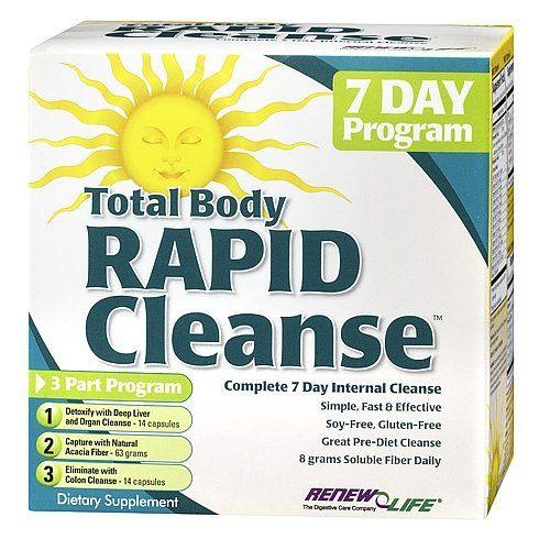 full body detox kit reviews
