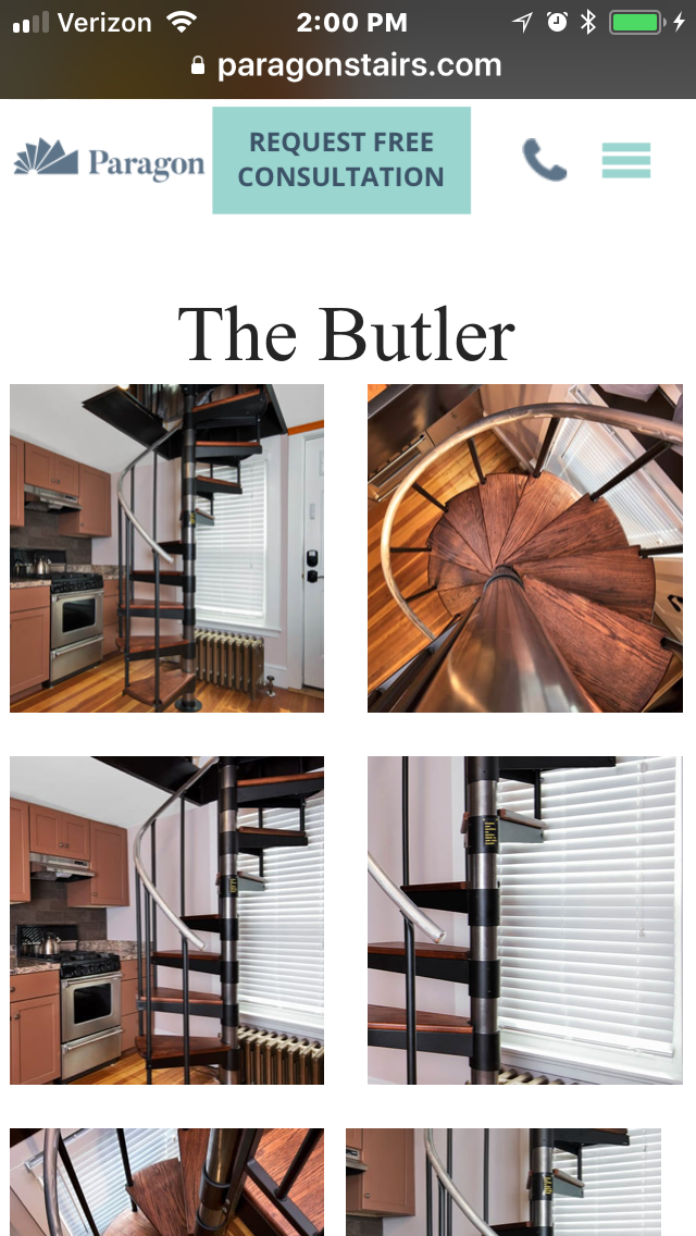 Best Stairs By Dixie Lenz Stairs Paragon Butler 400 x 300