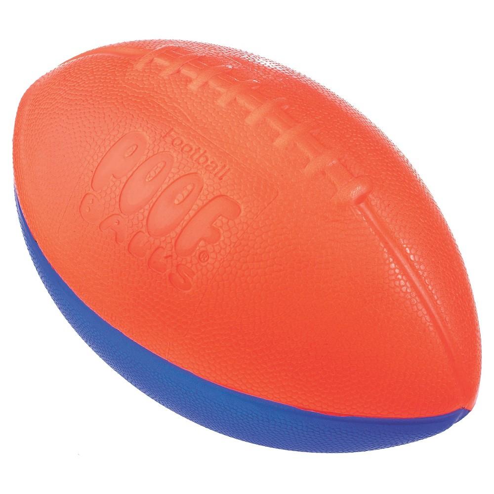 nerf whistle football target