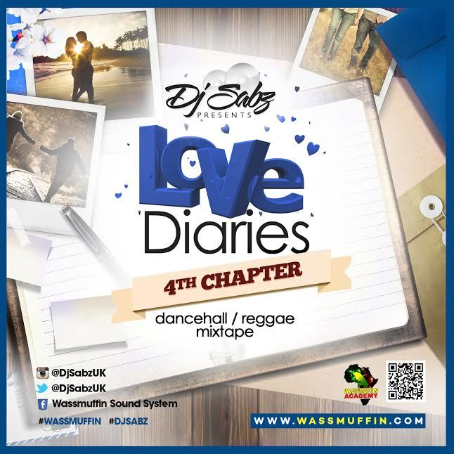 DJ Sabz – Love Diaries (4th Chapter) [FREE DOWNLOAD