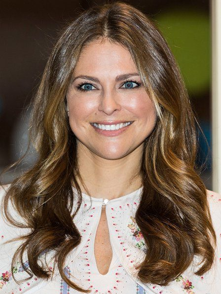 Princess Madeleine opens the Room for Children at Southbank