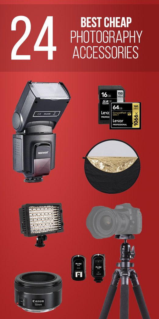 24 Best Cheap and Useful Photography Accessories | Smashing Camera ...
