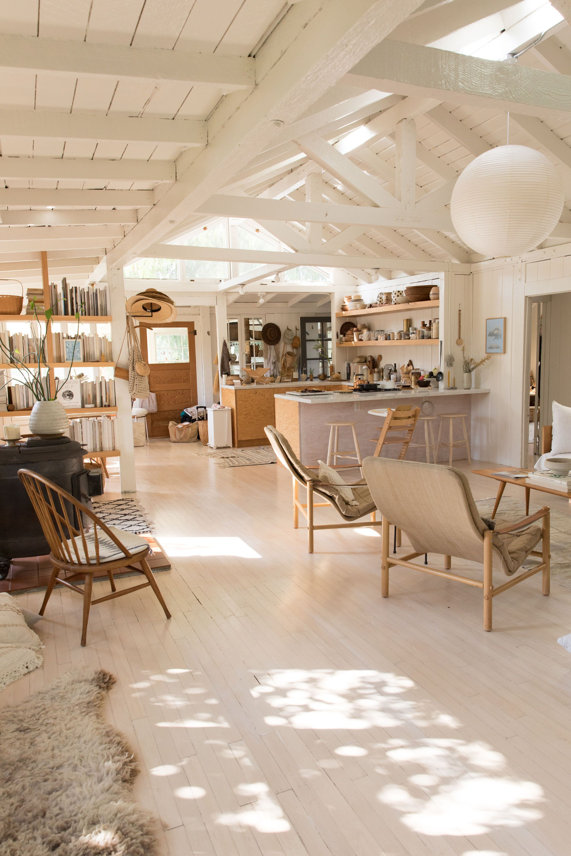 Photo of A Topanga Family Home Filled With California Light | A Cup of Jo