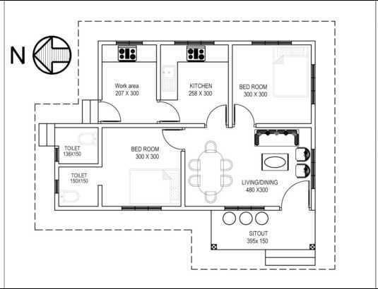 Low Budget House Plans In Kerala Kerala House Plans Below 10 Lakhs 10 Lakhs Budget House Plans In Kerala House Kerala Houses Budget House Plans House Plans