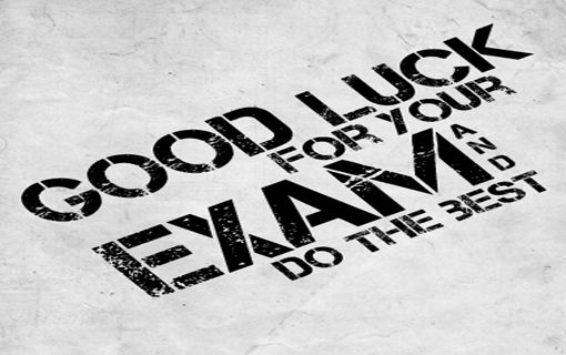 43 Best Good Luck Wishes For Exams Picture Jord Exam Wishes Good