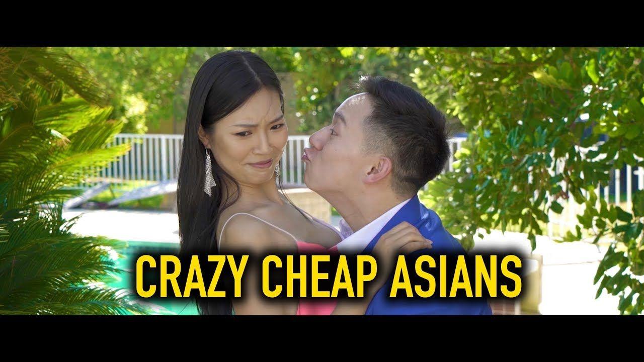 You tube crazy asian