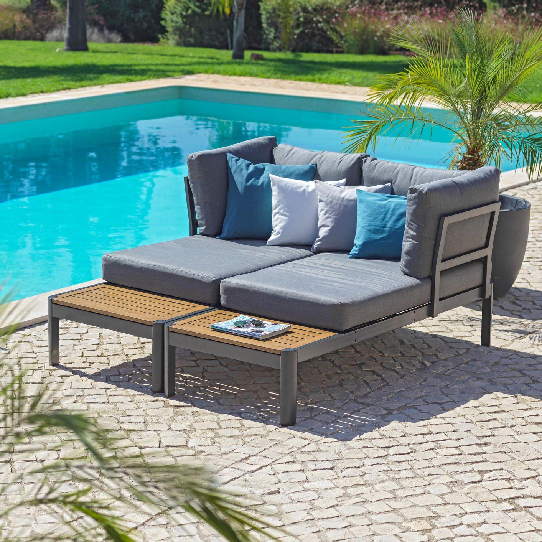 Lounge Garnitur Fur Die Individuelle Gartengestaltung Lounge Garnitur Lounge Design Gartenhaus