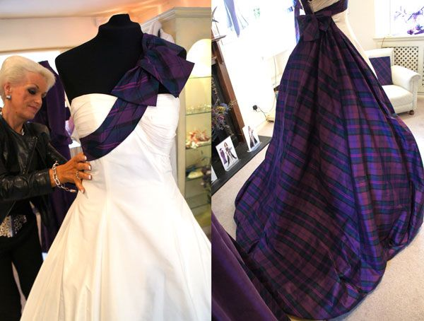 Young Mother Of The Bride: Scottish Wedding Dresses - Google Search