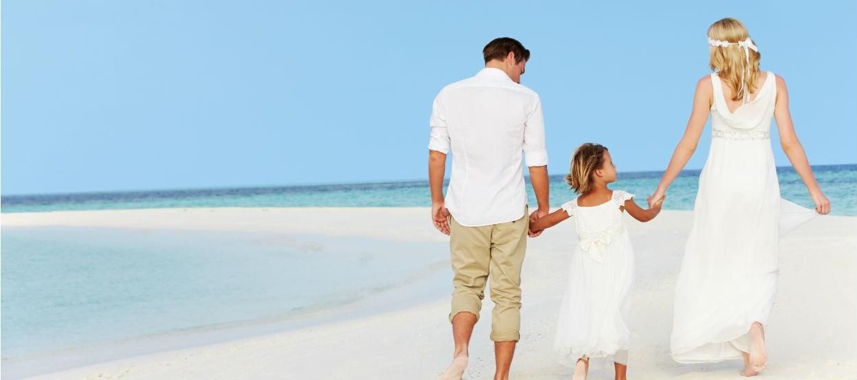 Jumeirah Vittaveli Resort - Wedding Photo