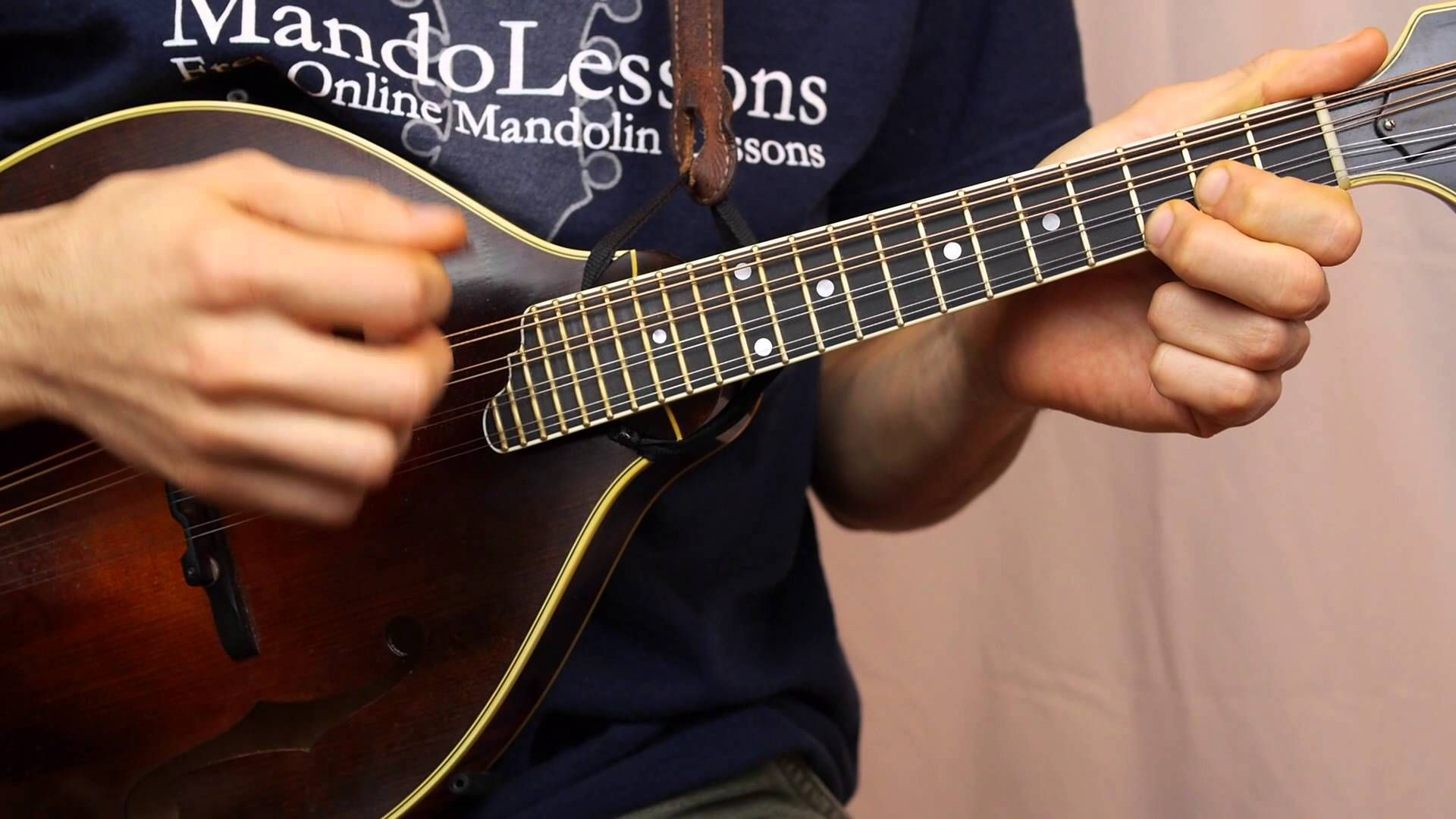 Beginner Mandolin Series (Part 6) Learn To Play A Song