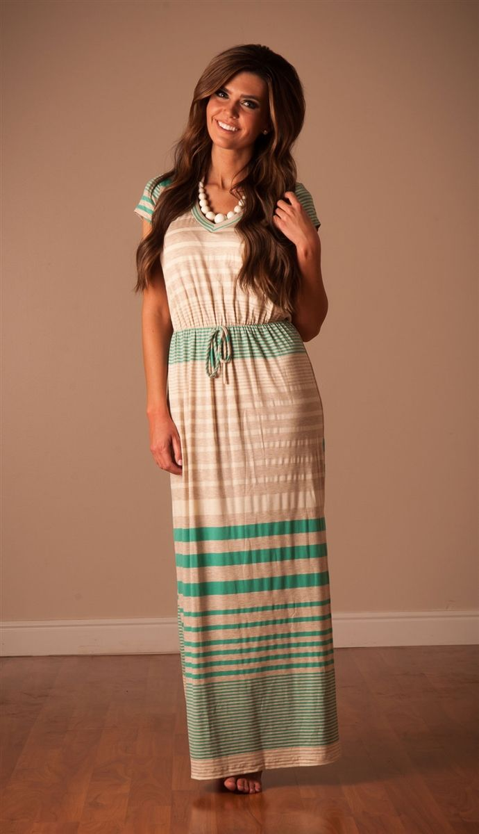 Maxi dresses for ladies day church