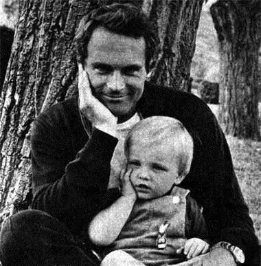 Terence Hill And His Son Jess Terence Hill Bud Spencer Lustige Bilder