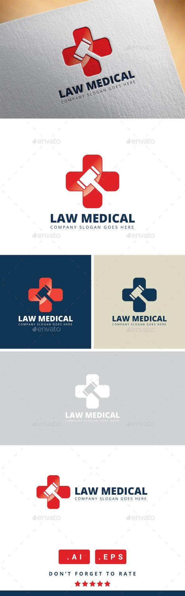 Law Medical Logo Medical Logo Medical And Logos
