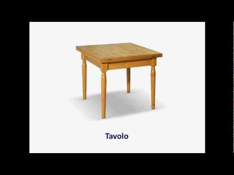 Tavolo Bambini ~ Italiano per bambini: a tavola youtube italia u003c3 pinterest