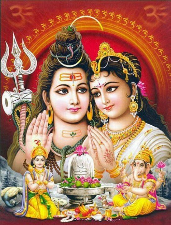 ป กพ นโดย Nitish Rana ใน Hindu พระศ วะ อ นเด ย ภาพวาด