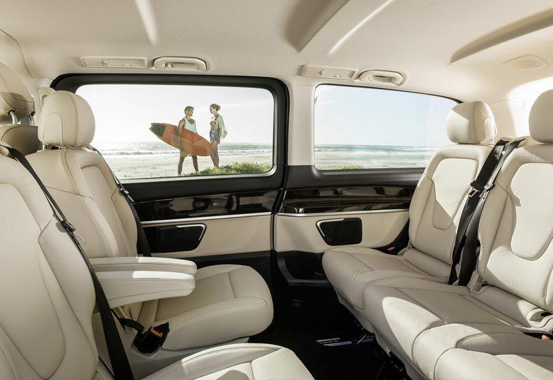 Interior Mercedes Clase V Mercedes-Benz Pinterest Mercedes - g hotel luxus pur interieur