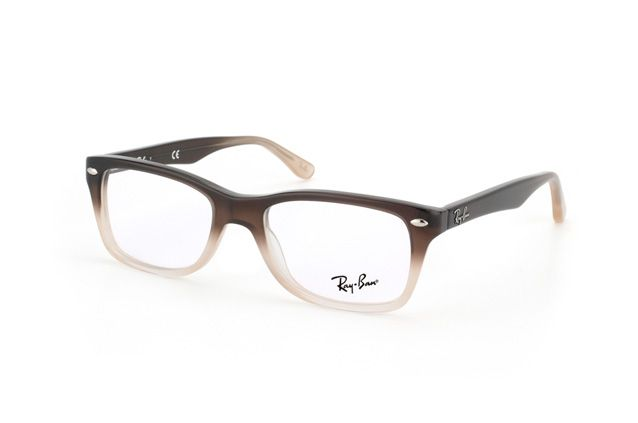 396dfc3586e53 Ray Ban 5228 - 5043 Brown Faded Grey. These or the other color ...