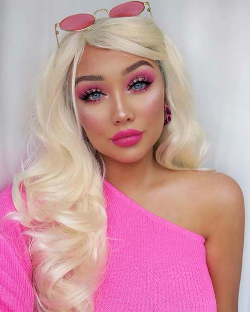Photo of 25 Doll Makeup Ideas for Halloween 2019 | StayGlam